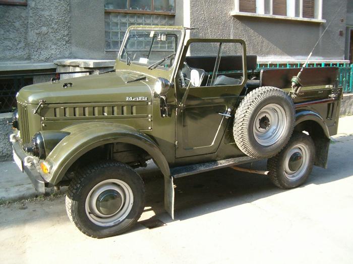 Automobile Romanesti - Aro - Aro M461