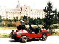 Automobil Justin Capra