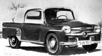 Automobilul Rodica
