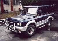 ARO 244 Forester