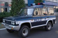 ARO 246 Politie