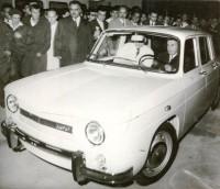 Primul automobil Dacia
