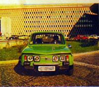 Dacia 1100 Rallye