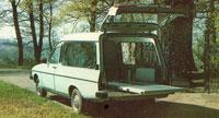 Dacia 1300 Funeral