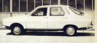 Dacia 1300 Prototip