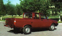 Dacia 1304 King Cab