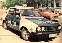 Dacia 1310 POLITIA