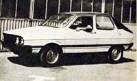 Dacia Compact Prototip