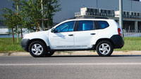 Dacia Duster Grand Humster