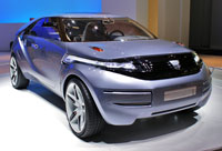 Dacia Duster prototip