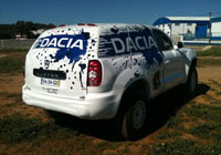 Dacia Duster Raid