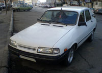 Dacia facelift