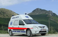 Dacia Ambulanta