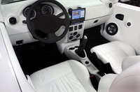 Dacia Logan Cabrio