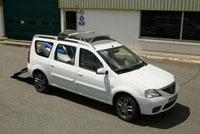 Dacia Logan MCV Edelweiss