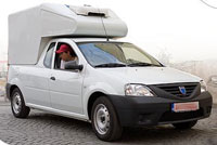 Dacia Pick-Up frigorific