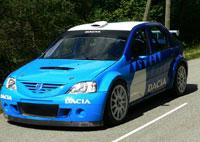 Dacia Logan S2000