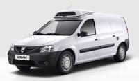 Dacia Logan VAN frigo