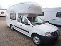 Dacia Mini Camper Geo Car