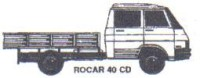 Rocar 40 CD