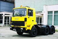 DAC tractor portuar