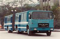 Dongfeng-Roman autobuz