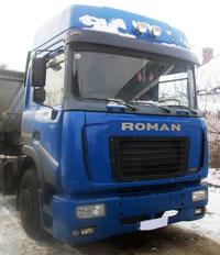 Roman 19.380 FLS