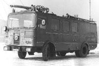 SR 114 (Delfinul) Autospeciala pentru stins incendii