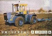 UTB A-1800 A