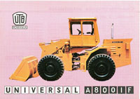 UTB A-800 IF