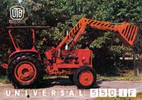 UTB U-550 IF