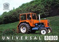 UTB U-800